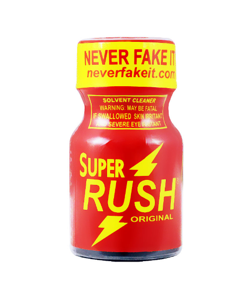 Poppers Super Rush Red Small 10 ML