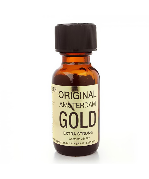 Poppers Amsterdam Gold 25 ML