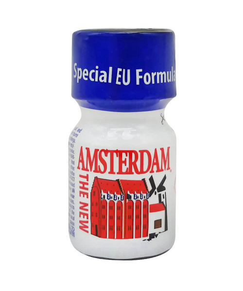 Poppers Amsterdam White Label Small