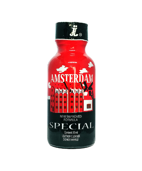 Poppers Amsterdam XL SPECIAL 30 ML