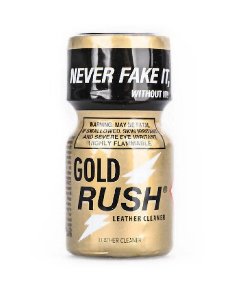 Poppers Gold Rush Small 10 ML