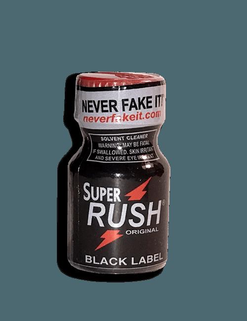 Super Rush Black 10 ML Poppers