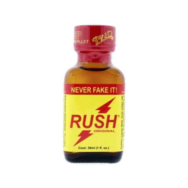 poppers rush 30 ml