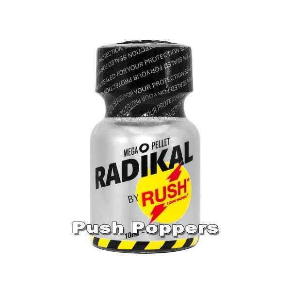 Poppers Rush Radikal
