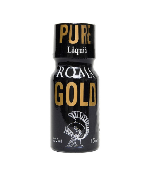 Poppers Roma Gold PURE 15 ML