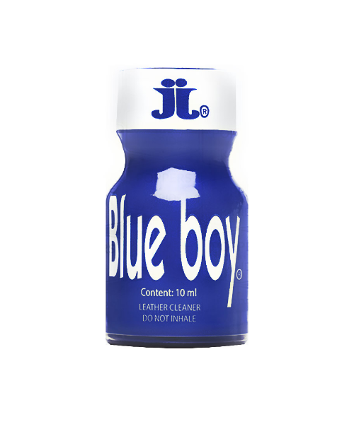 Poppers Blue Boy Small 10 ML