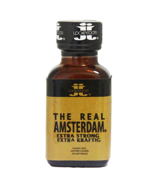 Poppers The Real Amsterdam XL Strong Sipariş Ver